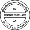 Officially approved Porsche Club 63